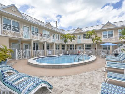 Photo for Great Location on a very popular Beach. Fully Equipped Two Bed Room Condo