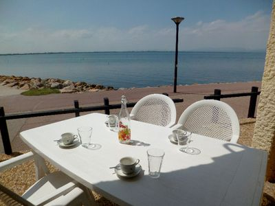Photo for 2 bedroom Apartment, sleeps 6 in Le Barcarès with Pool and WiFi