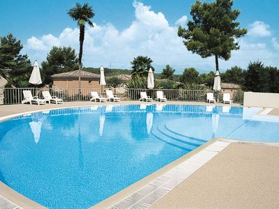 Photo for One bedroom Apartment, sleeps 3 in La Roquette-sur-Siagne