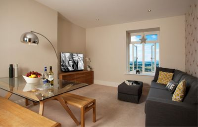 Photo for The Views, Luxury Apartment, Malvern, Sleeps 2