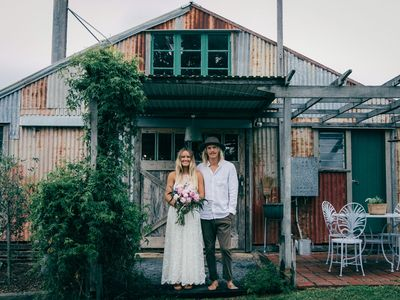 Photo for Step Back In Time Into Boho Barn Magic!