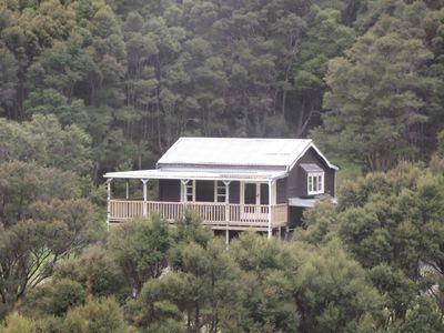 Photo for A private bush retreat - just 35 minutes from Martinborough
