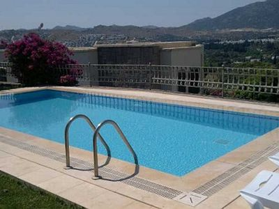 Photo for Villa Toprak With Private Pool in Bitez. The Villa is in the very nice and peaceful complex, just 10 minutes walk to both the centre and the beach, markets, restaurants and pubs.