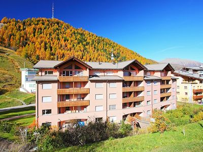 Photo for Apartment 497 m from the center of Saint Moritz with Lift, Parking, Internet, Washing machine (274795)