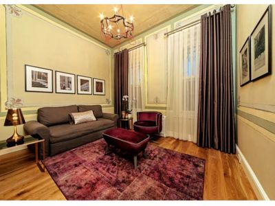 Photo for Sophisticatedly Decorated 2 BR Apartment in Galata