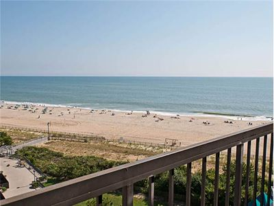 Photo for H911: 2BR+den+loft Sea Colony oceanfront penthouse! Beach, pools, tennis ...