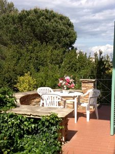 Photo for Gardenia house with garden in Tuscany between art, nature and sea