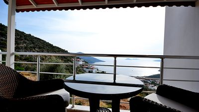 Photo for Villa 1330 5 Bedroom 4 Bathroom For 11 Person in Kalkan Privicy Pool Villa