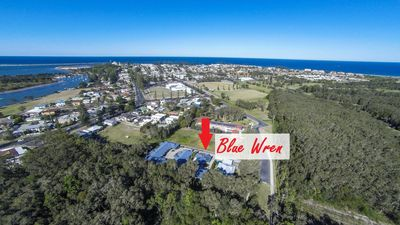Photo for Blue Wren, quiet area close to Yamba's CBD and clubs