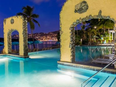 Photo for Marriott Frenchman's Cove USVI 2 bed 2 bath