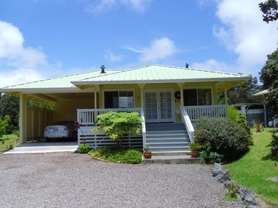 Photo for Check-out these reviews!!   Hale Mahina Cottage- $135/double-Volcano Golf Course