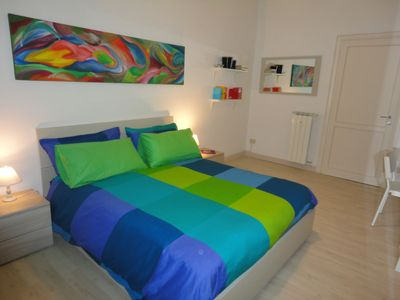 Photo for Fiori House - Spacious and bright apartment, newly renovated at COLOSSEO