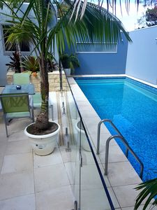 Photo for 1 BR BEACHSIDE RETREAT WITH LAP POOL - close to Coogee Beach