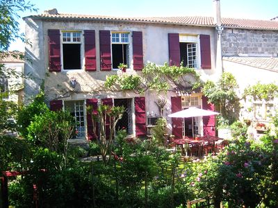 Photo for HOLIDAY HOME - 2 OR 3 BEDROOM OPTION - WITH PRIVATE GARDEN - FROM 700€ PW.