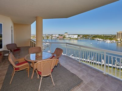 Photo for Beach & Harbor Views*Pool*Hot Tub*Grill*Free WiFi & Parking*Outdoors Activities