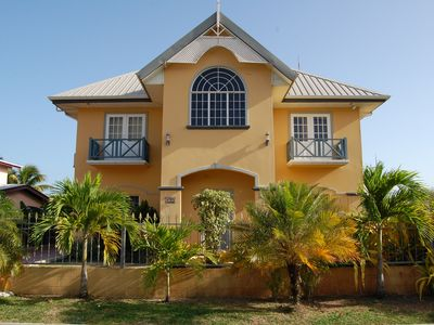 Photo for Beautiful four Bedroom Villa-Casa Del Sol Tobago, ideal location