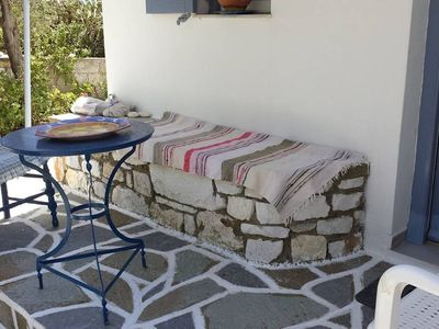Photo for Kiki's apartments - private apartments in the cosmopolitan island of Paros
