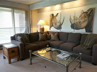 Photo for Affordable Snowmass Condo! Private Balcony & Wood Fireplace