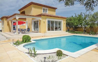 Photo for 3 bedroom accommodation in Marseillan