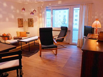 Photo for Apartment Chesa Ova Cotschna 205  in St. Moritz, Engadine - 2 persons, 1 bedroom