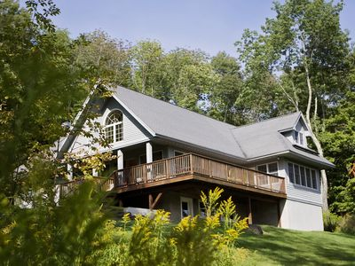 Photo for Secluded Contemporary Home PERFECT for Family & Friend Getaway