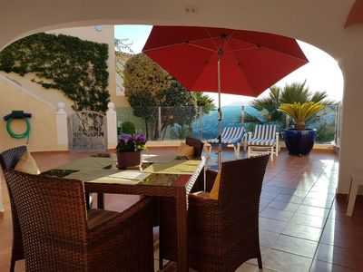 Photo for Comfort villa on the Costa Blanca with a gigantic panoramic view