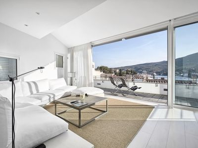 Photo for LUXURIUS DUPLEX IN CADAQUÉS WITH SEA VIEW