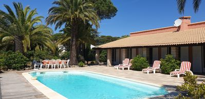 Photo for Rent villa sleeps 8 with pool