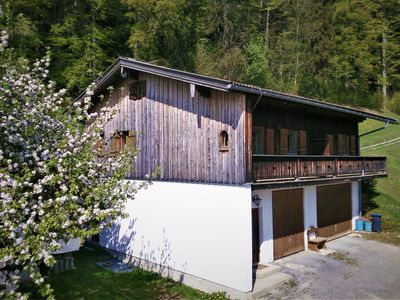 Photo for Vacation on a Farm - Fantastic Holiday Apartment with Wi-Fi, Balcony, Garden, Lake & Mountain View; Parking Available