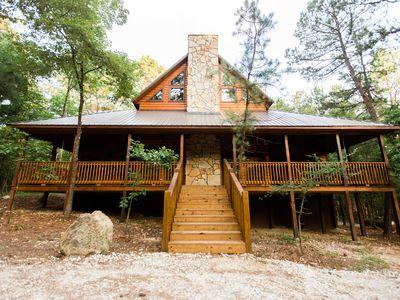 Runnin' Moon 3 Br; 4 Bth;Sleeps 12; Loft; Shuffleboard; Foosball;Hot Tub;WiFi