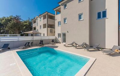 Photo for Holiday house Premantura for 12 - 16 people with 6 bedrooms - Holiday home