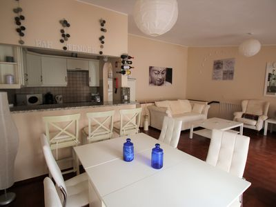 Photo for 2 bedroom apartment very cuddly, very well located in Praia da Luz.