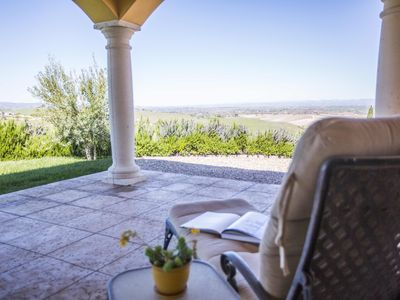 Photo for Aterno Estate & Vineyard, Tuscan Villa and Guest House