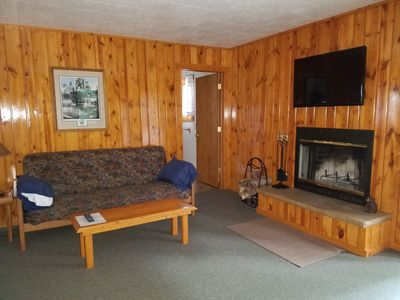 Photo for Northwoods Lakeside Cabin