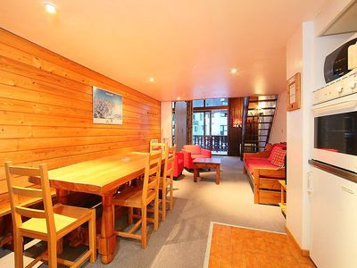 Photo for House in the center of Tignes with Internet, Terrace (98723)
