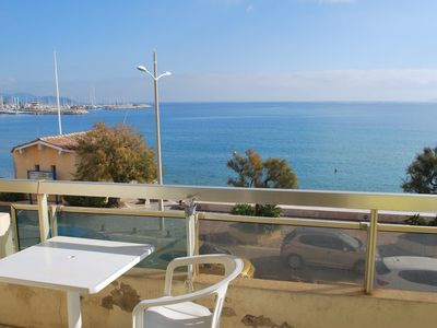 Photo for Le Lavandou, well appointed apartment for 4 people