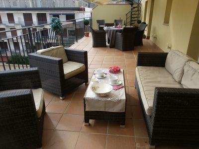 Photo for APARTMENT IN THE CENTER OF TOSSA DE MAR, NEAR THE BEACH ref TIM