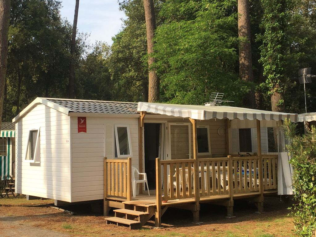 location mobil home neuf, 3 Ch, camping 4*, TARIFS EXCEPTIONNELS