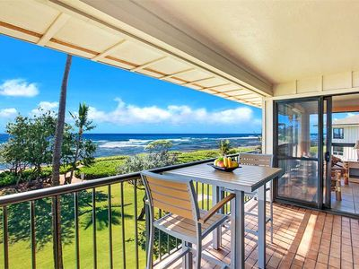 Photo for Gorgeous Beachfront Condo, Stunning Coastline Views, Miles of Sandy Beach