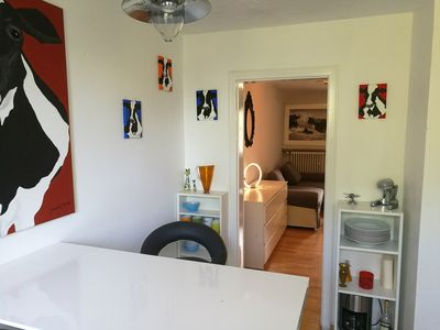 Photo for Nice and cosy 1.5 bed /1 bath !   Munich Center in only 20 min !
