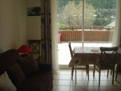 Photo for Mountain apartment Serre Chevalier
