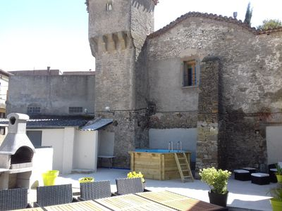 Photo for HOUSE 11 PEOPLE 10 MN FROM THE CITY OF CARCASSONNE