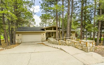 Photo for Cabin-On-The-14th-Tee: Beautiful, Pine-Shaded, Prime Location, Lrg Deck, GC View