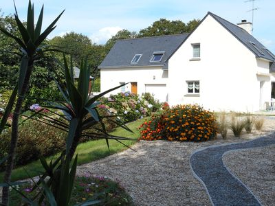 Photo for LOCATION KERHALL 5 minutes from Bénodet, beaches and thalassotherapy, wifi.