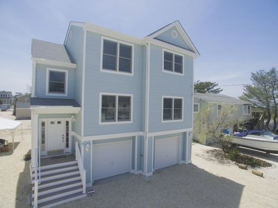 Photo for New House Perfect For Family Vacations, Ocean & Bay Views,  Steps To The Beach