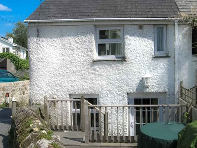 Photo for Beautiful cottage close to Eden & Heligan