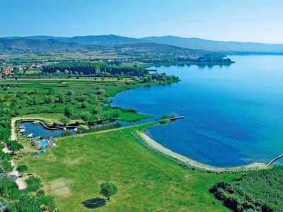 Photo for Vacation home Camping Badiaccia (CDL160) in Lago Trasimeno - 6 persons, 2 bedrooms