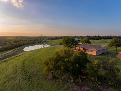 Photo for 4 Bed - 2 Bath with Hot Tub - Country Get Away  just outside of DFW