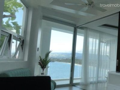 Photo for 2-Bedroom w/ Magnificent View of the Sea