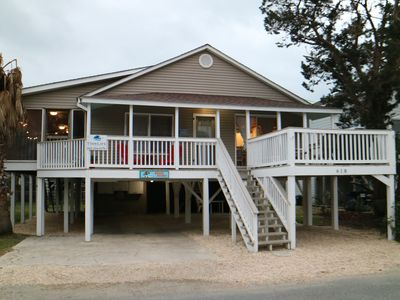Photo for Pawleys Paradise Beach House easy creek and beach access